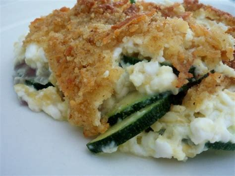 zucchini cottage cheese casserole recipe food com