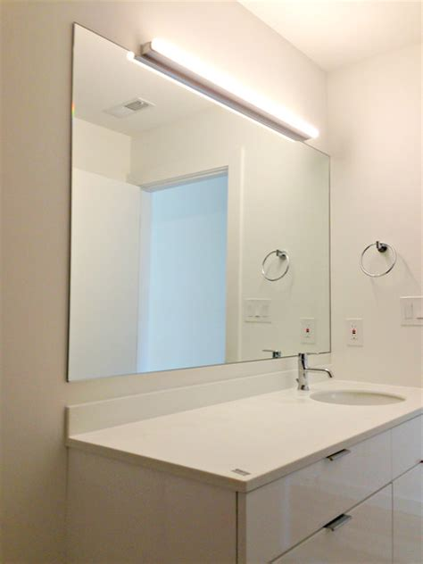 bathroom mirrors over vanity mirrors chevy chase glass