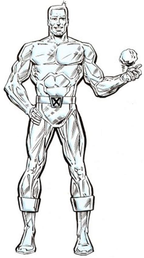 iceman coloring pages coloring pages