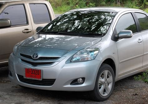 Toyota Vios Thailand Price Buying A Car In Thailand Toyota Vios