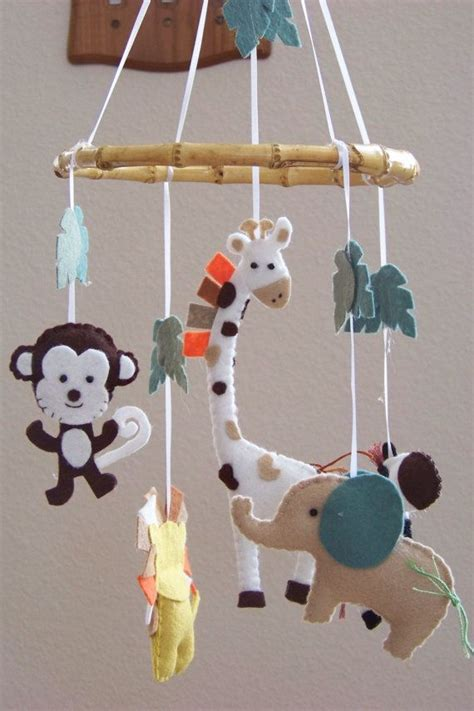 diy nursery mobile d 233 cor ideas decoration trend