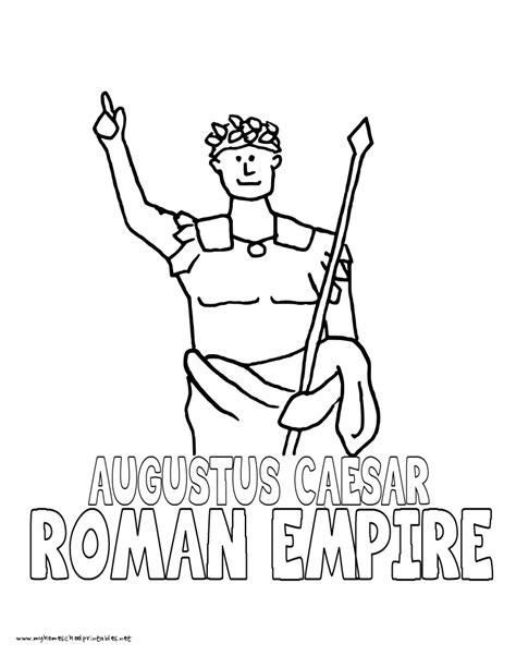 Julius Caesar Coloring Page Coloring Home Julius Caesar Coloring Pages