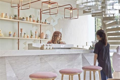 room for dessert shugaa 甜品屋 space design 谷德设计网