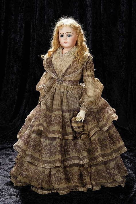 bisque doll world bisque doll ca 1880 wearing beautiful unique