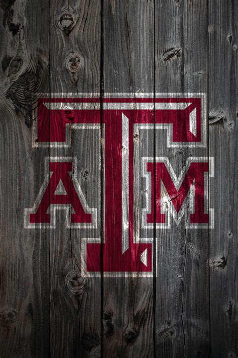 m iphone wallpaper a m aggies wood iphone 4 background a m aggies flickr