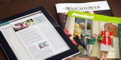 watchtower magazine  awake  pages  languages