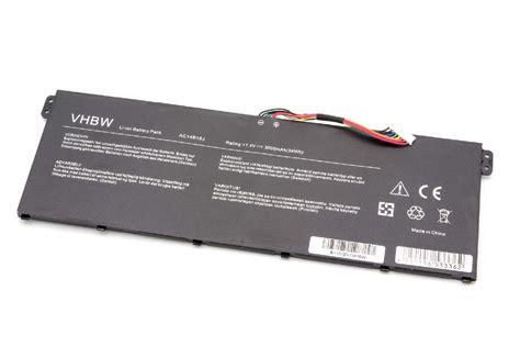 Battery Acer Es1 511 Es1 512 V5 472 V5 473 V5 572 V5 573 P3 131 R7 notebook akku batterie 3000mah f 252 r acer aspire e11 e15