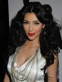 k hairstyles pictures photographies 8 kim kardashian curly hairstyles