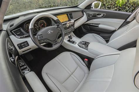 K900 Kia Interior 2015 Kia K900 Interior Photo 19