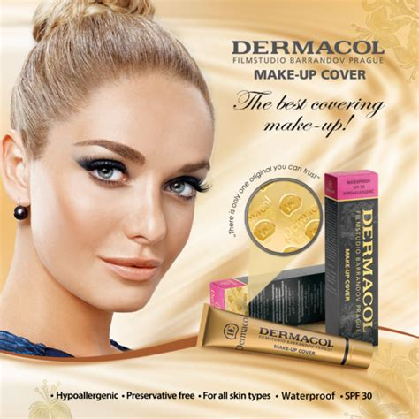 Make Up Cover Dermacol Make Up Cover Dermacol Skin Care Care