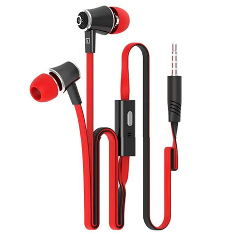 Headset Samsung Stereo Bass System At029 mega bass in ear earphones headphone for iphone mobile phone ebay