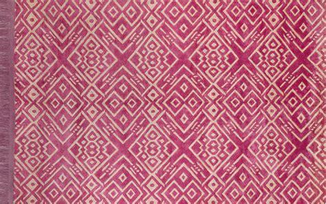 tappeto grande tappeto arancione fucsia colorato grande geometrico