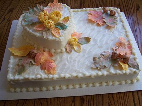 cake decorating for bridal shower fall bridal shower ideas cake decorating ideas project