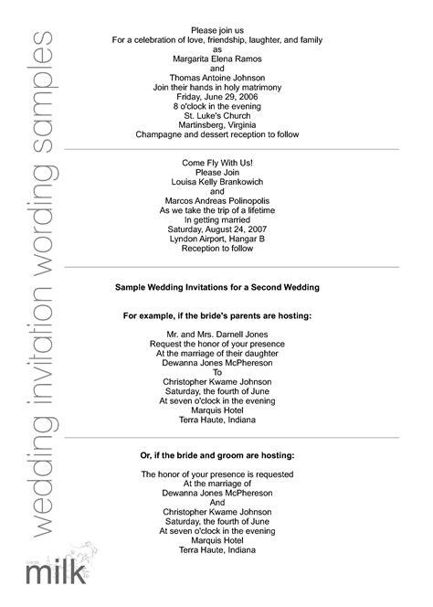 Sle Wedding Invitation Script by Wedding Anniversary Program Script Unique Wedding Ideas