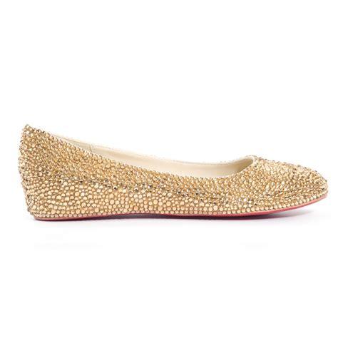 Flat Gold gold pumps gold sparkle shoes lemonade shoes