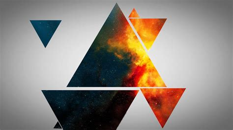 colorful triangle pattern wallpaper colorful triangles wallpaper 1069964