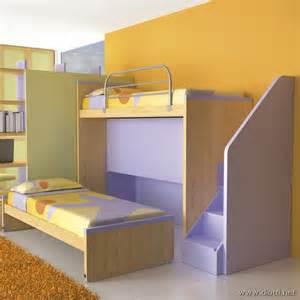 Good Ikea Cameretta Bimbi #1: Young-cameretta-bimbi-soppalco-fisso-letto-ruote-big.jpg
