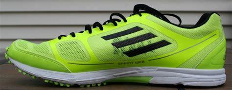 adidas flat running shoes adidas adizero hagio running shoe review a roomy road