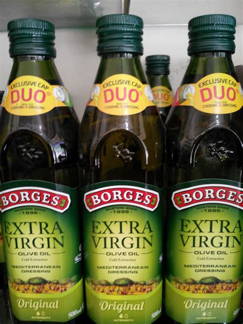 Minyak Zaitun Borges 500 Ml jual minyak zaitun borges olive 500 ml