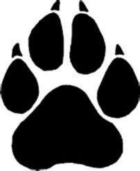 german shepherd paw print | dog | stencils, prints, paw