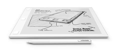 e paper writing tablet remarkable an e ink tablet to replace your notebook