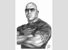 The Rock Pencil Drawing by Chirantha on DeviantArt M.facebook.com Login Php Facebook