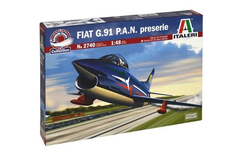 Motorrad Anmelden Italienische Papiere by Italeri Fiat G 91 Pan Vorserie Ita2740 Ita 2740 1 48