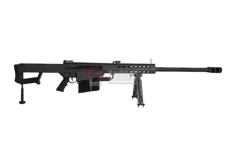 Airsoft Gun Sniper Barret M107 socom gear barrett m107 gbb shell ejecting buy airsoft sniper rifles from redwolf airsoft