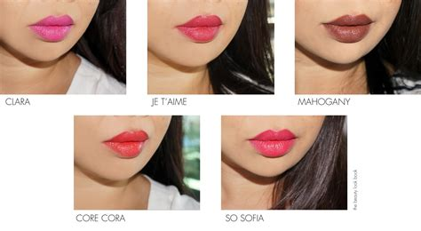 Marc Le Marc Lip Creme Lipstick In marc le marc lip cr 232 me the look book