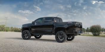 Jt Truck Accessories Okc Chevrolet Colorado Hostage D531 Gallery Fuel Road