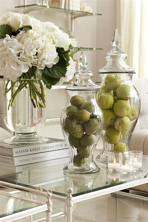 table top home decor 25 best ideas about coffee table accessories on pinterest