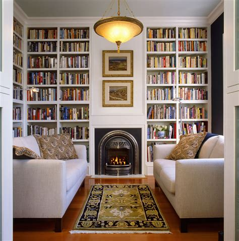 tips  creating  beautiful library nook