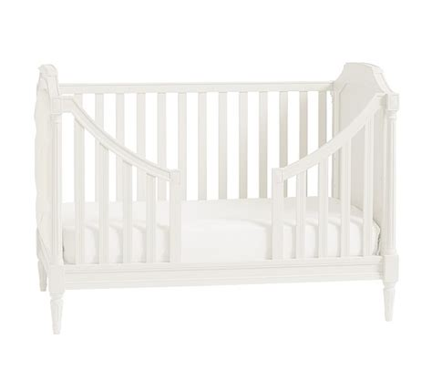 toddler bed conversion kit blythe toddler bed conversion kit pottery barn kids