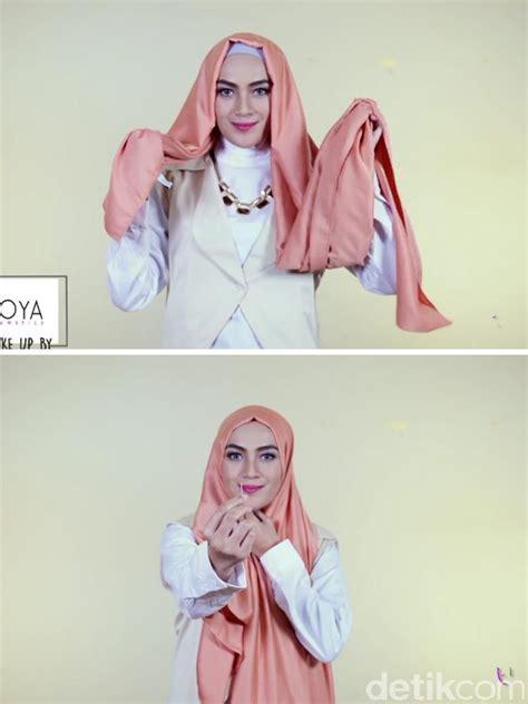 tutorial dandan ke kantor tutorial hijab klasik untuk ke kantor