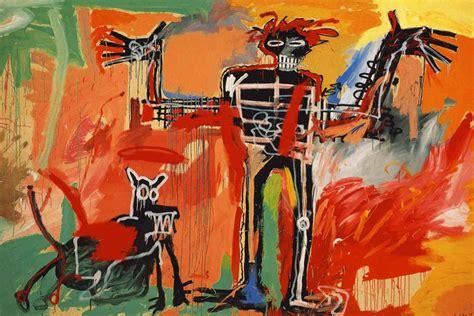 show de painting basquiat masterpieces legends