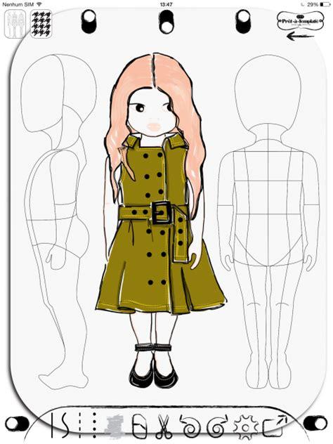 fashion design templates for kids www pixshark com