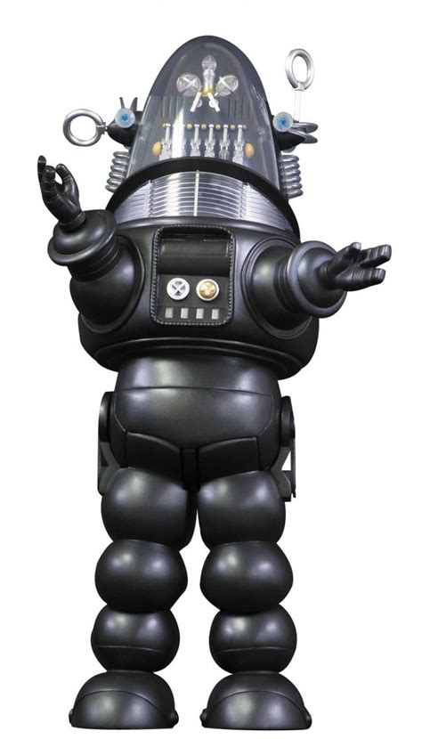the genuine 7 foot robby the robot hammacher schlemmer robby images usseek com