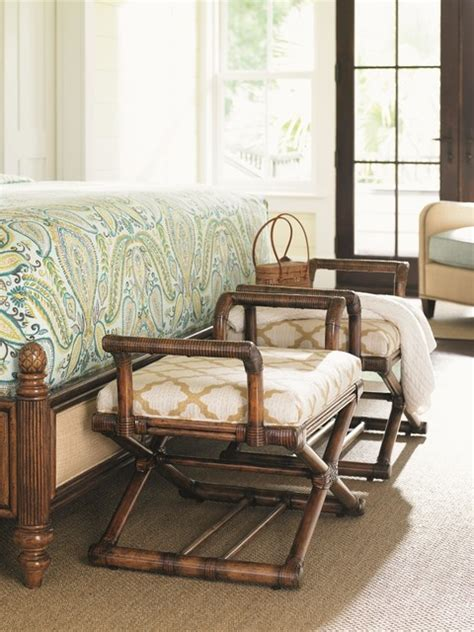 tommy bahama bench tommy bahama home bali hai echo beach bench tropical bench