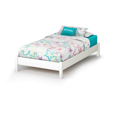 south shore twin platform bed south shore soho twin 39 inch platform bed walmart canada