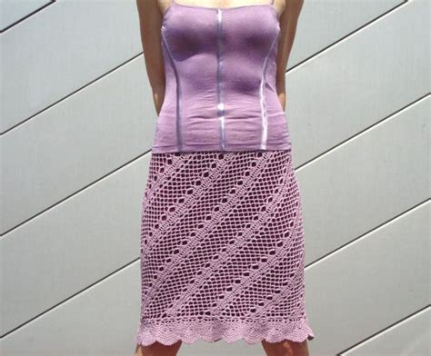 tutorial for xl crochet skirt pattern for sizes xs xl detailed tutorial