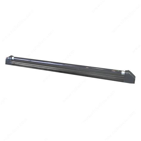 Fluorescent Black Light Fixture with 13w Fluorescent Black Light Fixture Richelieu Hardware
