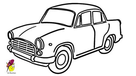how to draw a car car was gold how to draw a car files