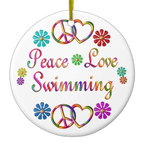 swimmer christmas ornaments swimmer ornament designs