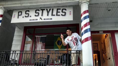 barber q downtown portland ps styles barbers 624 sw jackson st downtown