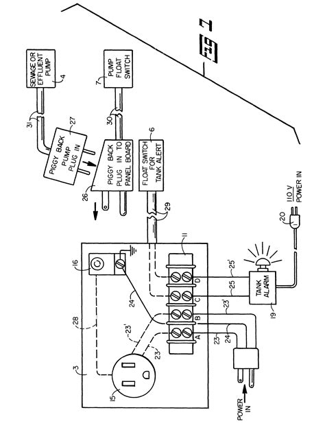 Patent US6462666 - Housing and electric connection panel