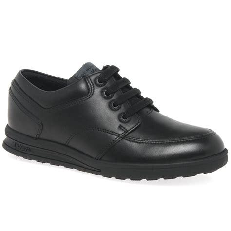 senior school shoes kickers troiko lace boys senior school charles clinkard