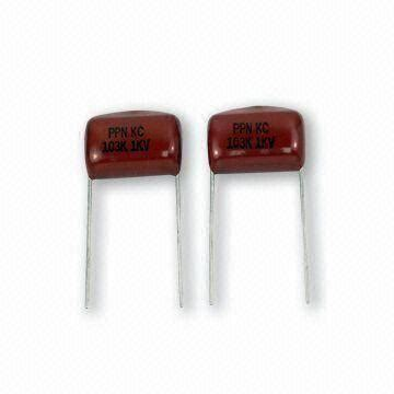 capacitors range polyester capacitors with capacitance range of 0 001 to 0 68uf on global sources