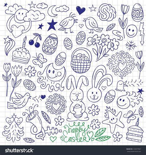 doodle resurrection easter doodles set doodles doodles and