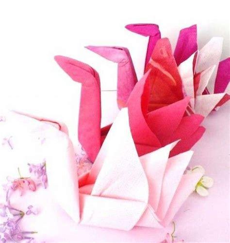 decorare tavola con tovaglioli di carta decorare la tavola con i tovaglioli di carta foto 6 40