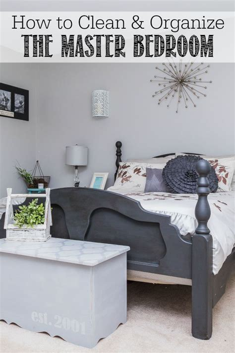 How Do You Clean Your Bedroom by How To Organize The Master Bedroom Clean And Scentsible